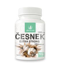 Allnature Cesnak 1500 mg 100 tbl.