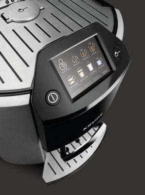 Krups EA 9010 Barista automatyczne czyszczenie dyszą parową, łatwe sterowanie