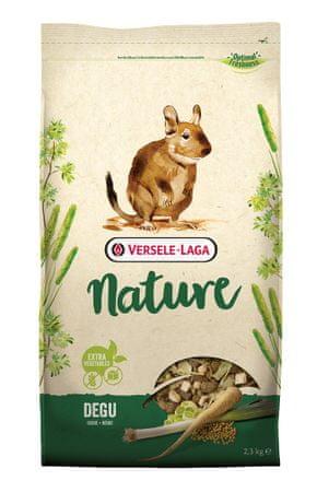 Versele Laga Nature Degu - dla koszatniczek 2,3 g