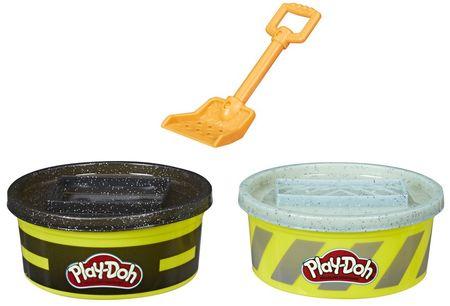 Play-Doh Wheels Budowa modelina