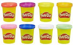 Play-Doh Balenie 8 ks téglikov