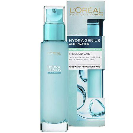 L'ORÉAL PARIS Hydratační pleťová péče pro každodenní použití pro normální až smíšenou pleť Hydra Genius (Liquid Ca