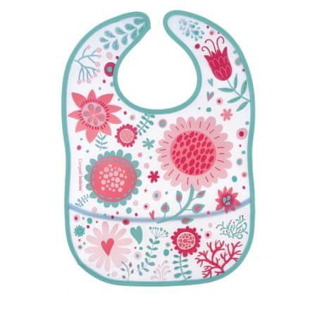 Canpol babies slinček z žepom WILD NATURE, roza