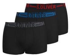 s.Oliver Férfi boxeralsó szett26.899.97.4229.12C3 3xBlack