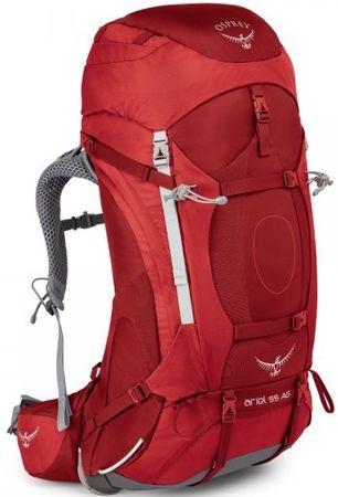 OSPREY Ariel AG 55 Picante Red WM, piros 55
