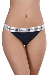 Tommy Hilfiger Dámské kalhotky Bikini Navy Blazer UW0UW00726-416