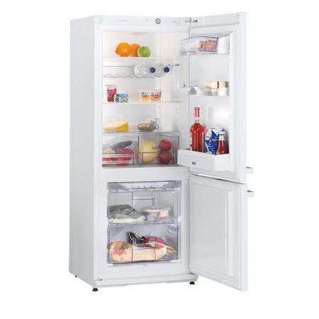 SEVERIN KS 9776 Szabadonálló, kombinált hűtőszekrény