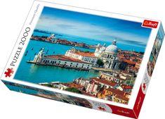 Trefl Puzzle Venecija, 2000 komada
