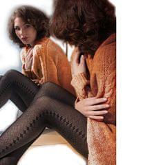 Gatta Černé dámské punčochové kalhoty Naomi 02 Nero