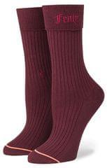 Dámské ponožky Fenty Prep W425D17FEN-BUR