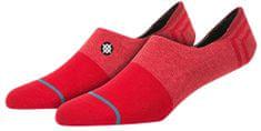 Dámske členkové ponožky Uncommon Invisible Red W115A18UNC-RED