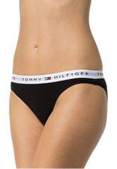 Tommy Hilfiger Dámské kalhotky Cotton Iconic Bikini 1387904875-990 Black