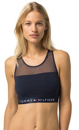 8888c8b579 Tommy Hilfiger Női sport melltartó Sheer Flex Cotton Bralette  UW0UW00012-416 Navy Blazer (méret