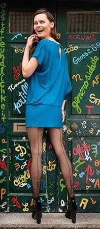 Gatta Női harisnyanadrág Trish 25 Nero (méret 3)
