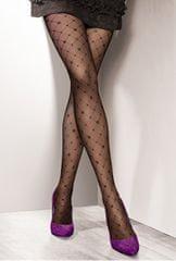 Gatta Dámské punčochové kalhoty Royale 04 Nero