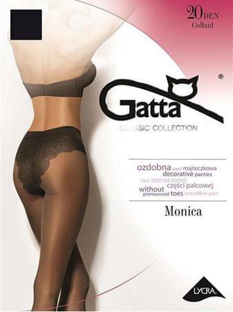 Gatta Dámské punčochové kalhoty Monica nero (Velikost 2)