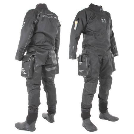Northern Diver Oblek suchý trilaminátový HID, XXL