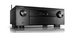 Denon receiver AVR-X4500H AV, črn