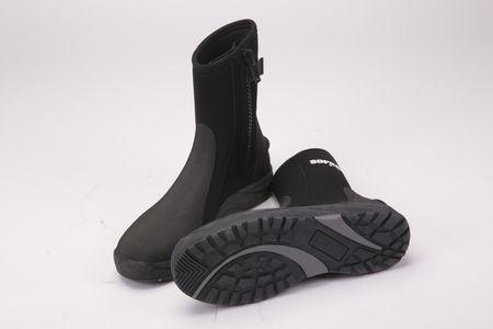 SOPRASSUB Topánky 5mm neoprénové čierne, Soprassub, 11