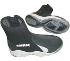 SOPRASSUB Topánky neoprénové s pevnou podrážkou 6 mm