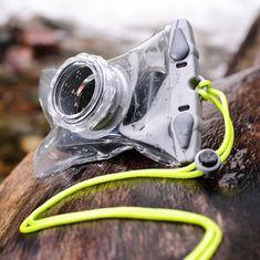 Aquapac Puzdro Small Camera/Hard Lens (tvrdé sko)