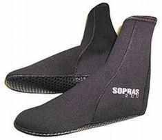 SOPRASSUB Ponožky neoprenové 3mm