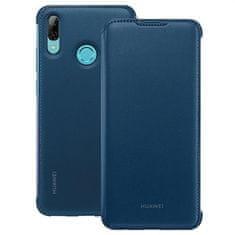 Huawei preklopna maskica za Huawei P Smart 2019, crna