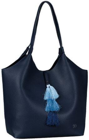 Tom Tailor tmavě modrá kabelka Ayla