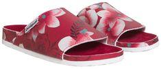 Desigual Dámské pantofle Sandel Hindi Dancer Poppy Coral 19SUBP01 7058