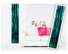 Dimex Dekoračné pásy - Tmavý les, 49 x 270 cm