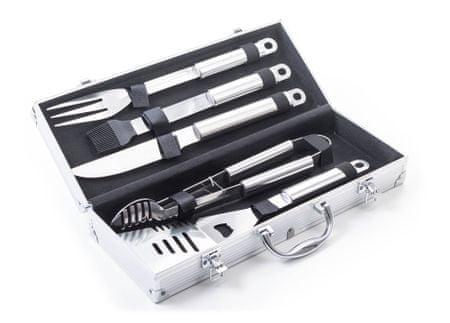 G21 oprema za žar, 5 delov + aluminijasti kovček
