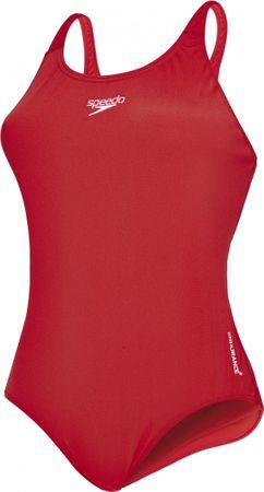 Speedo ženski kupaći kostim Endurance+ Medalist Usa Red/White, 32