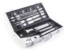 G21 oprema za žar, 17 delov + aluminijasti kovček