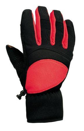 Ferrino Rukavice Viper Red XS