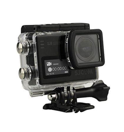 SJCAM športna kamera SJ6 Legend, 4K, črna