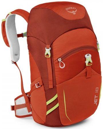 OSPREY plecak Jet 18L strawberry red