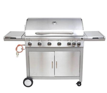G21 Mexico gáz grill, BBQ Premium Line 7 égő + szabad áramlásszabályozó