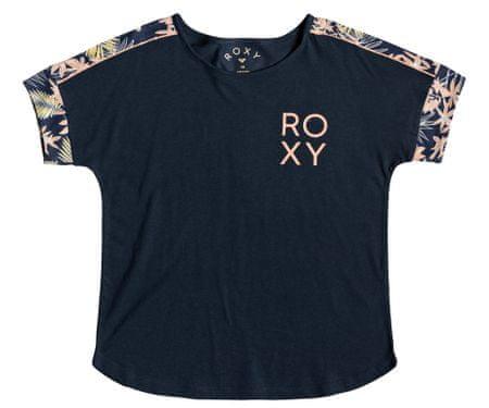 Roxy dekliška majica Own Paradise, 128, modra