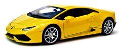 BBurago Lamborghini Huracan 1:18 - sárga