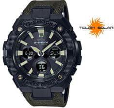 CASIO G-Shock G-Steel GST-W130BC-1A3ERnapelemes rádió vezérelt karóra