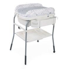 Chicco Přebalovací stolek s vaničkou Cuddle & Bubble