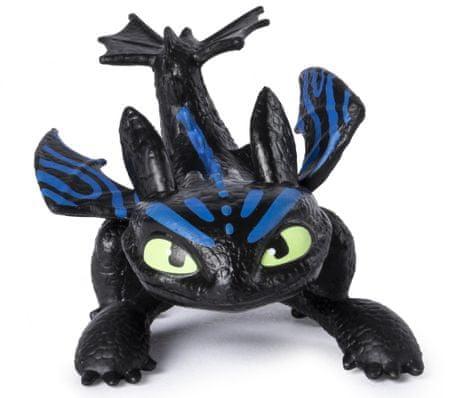 Spin Master Így neveld a sárkányodat 3 színváltós figura - Fogatlan