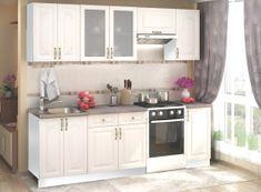 Kuchyně LAGOS 180/240 cm, bílý santál