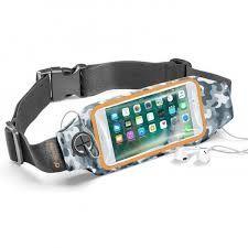 CellularLine športna torbica WAISTBAND za telefon