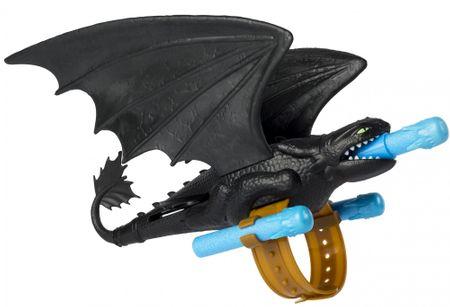 Spin Master Draci 3 dračí kanon na zápěstí-Bezzubka