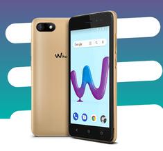 Wiko telefon Sunny 3, 3 G, zlat