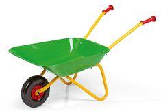 Rolly Toys vrtna samokolnica, zelena