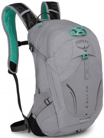 Osprey nahrbtnik SYLVA 12, siv