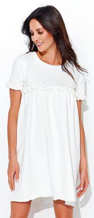 Numinou dámské šaty 38 bílá