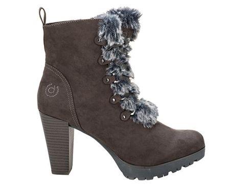 05bbede632 BUGATTI Dámske členkové topánky 411581316459-1112 (Veľkosť 37)